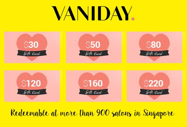 Vaniday Gift Card