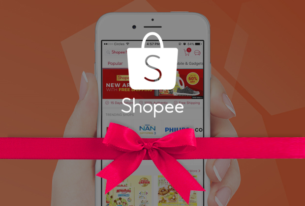 Shopee Gift Card