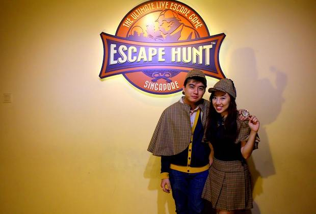 Escape Hunt Experience Gift Card
