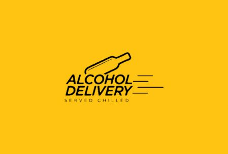 ALCOHOL DELIVERY Gift Card