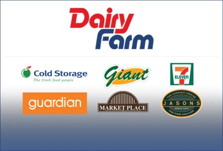 Dairy Farm Group Gift Card