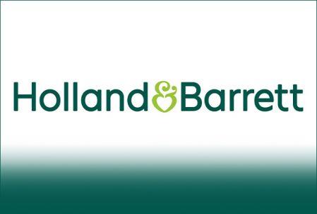 Holland & Barrett Gift Card