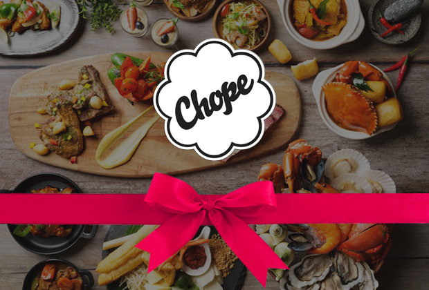 Chope eGift Card